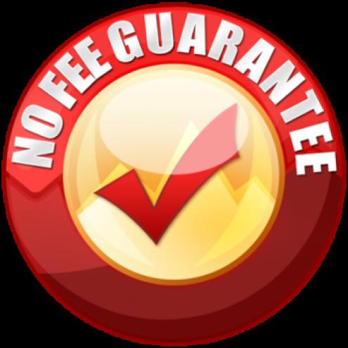 No Fee Guarantee
